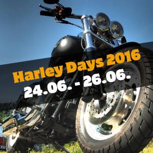 Harley Days 2016 mit Kieztour